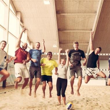 Die Zurich Beach Masters