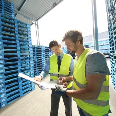 CHEP bringt mehr als 300 Millionen Paletten und Behälter in Umlauf
