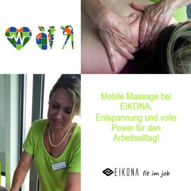 Wellness bei EIKONA.