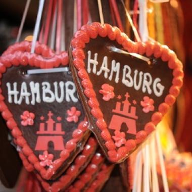 Die Herzen schlagen für Hamburg. Foto: fabiweb - Fotolia.com.