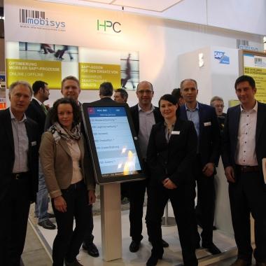 HPC auf der LogiMAT in Stuttgart