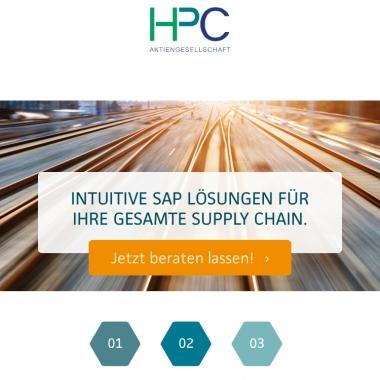 Intuitive SAP Lösungen für Ihre Gesamte Supply Chain
