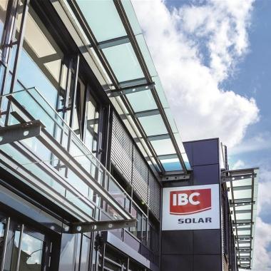 Der Hauptsitz von IBC SOLAR im oberfränkischen Bad Staffelstein
