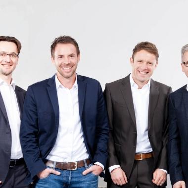 Jens Stolz, Jean-Pierre Erdas, Marcel Appolt, Thomas Schell