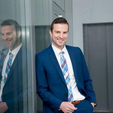 Andreas Fuchs, CEO Technologie- und Personaldienstleistung