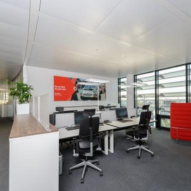 Bürofläche am Vodafone Campus