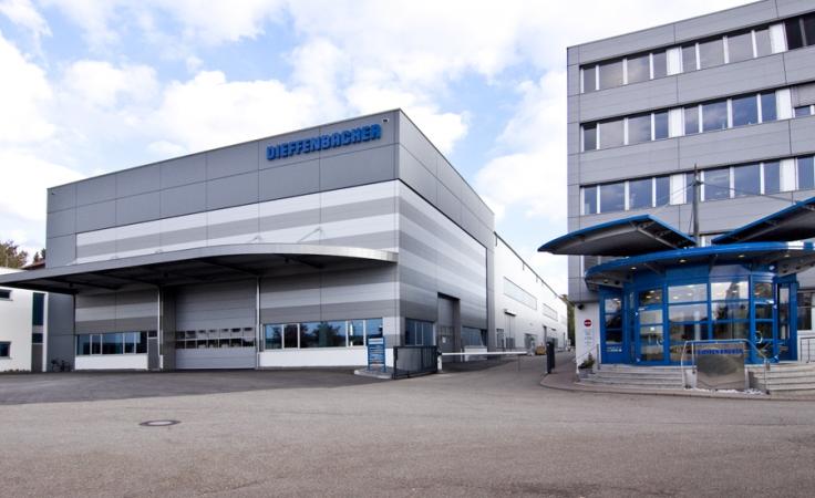 Dieffenbacher GmbH Maschinen- und Anlagenbau