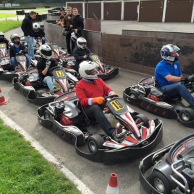 Go Kart fahren in München