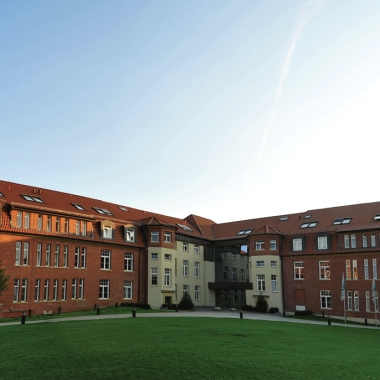 Unternehmenszentrale in Hamburg