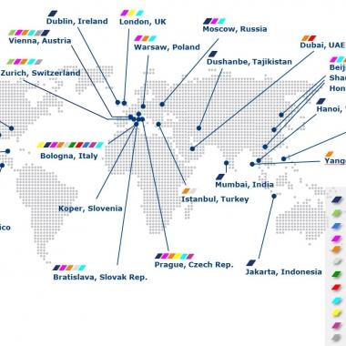 CRIF weltweit