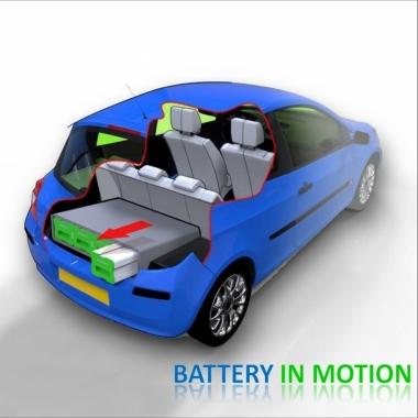 Battery in Motion ist der Geschäftsbereich für Energiespeichersysteme