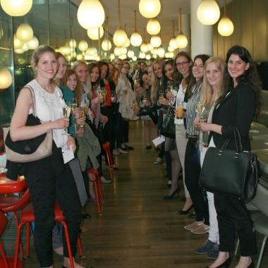 Teilnehmerinnen unseres Women Career Days in München