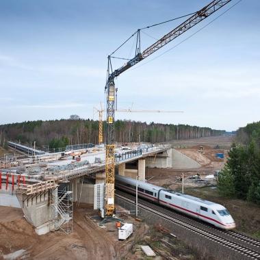 Brückenbau A14