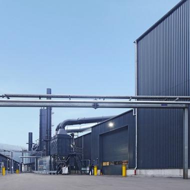 Mit der Industrie 4.0 Gießerei SMART FOUNDRY betreibt Kurtz Ersa am Standort Hasloch die wohl modernste Handformgießerei der Welt.