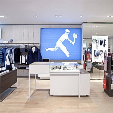 Lacoste Store München