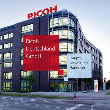 Ricoh Deutschland Hauptverwaltung Hannover