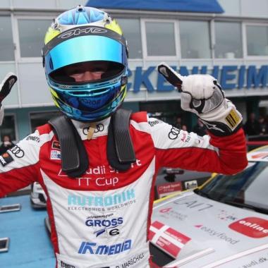 Audi Sport TT Cup / DTM: Fahrer Dennis Marschall.