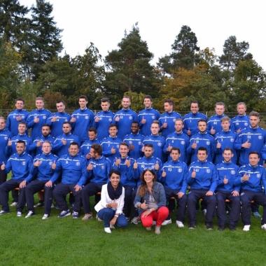 Sponoring des regionalen Vereinssports - Fußball.