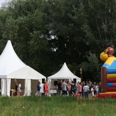 Sommerfest für Groß und Klein