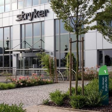 Stryker Duisburg