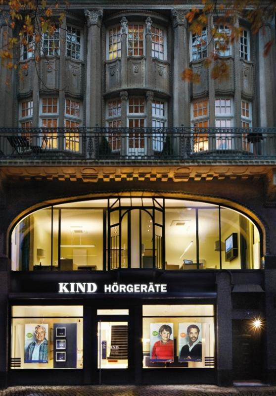 KIND Hörgeräte GmbH u. Co. KG