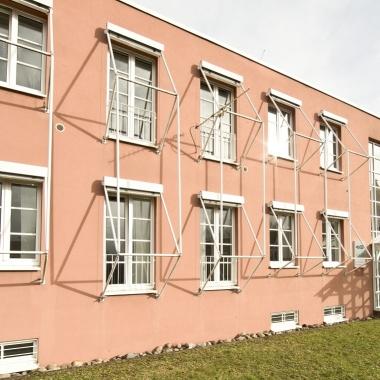 Unsere Europazentrale in Saarbrücken.