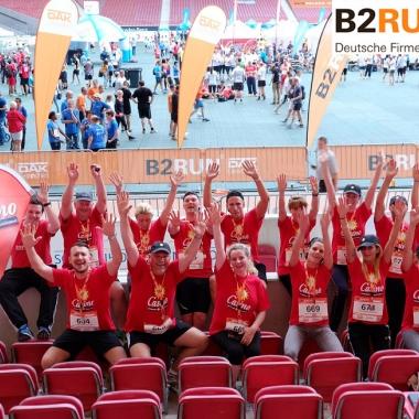B2RUN 2015 - Deutsche Firmenlaufmeisterschaft