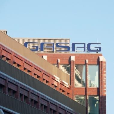 Die neue GASAG-Zentrale im Hackeschen Quartier