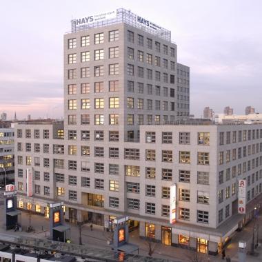 Zentrale in Mannheim