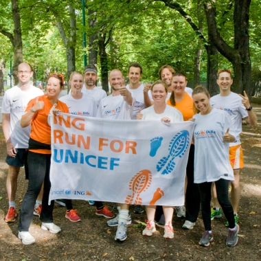 ING Run for UNICEF Juni 2015