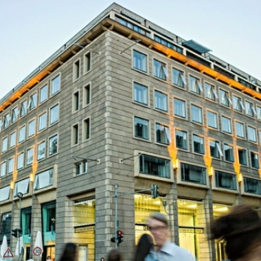 Im Herzen der pulsierendsten Stadt Deutschlands findest Du uns Unter den Linden 21 in Berlin Mitte.
