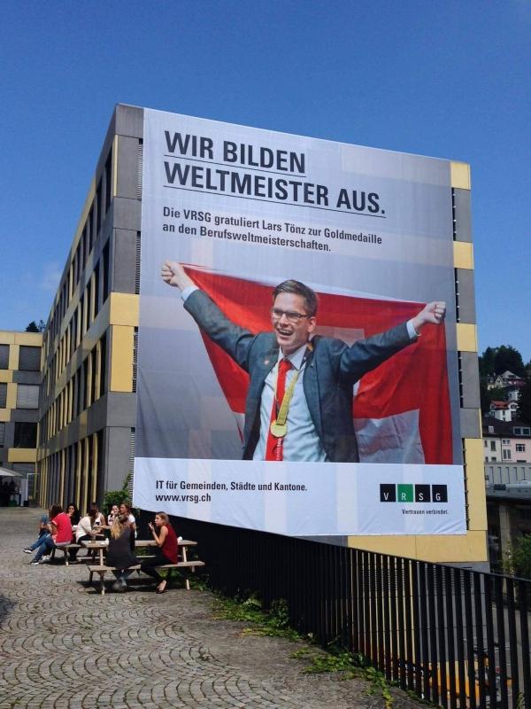 VRSG | Verwaltungsrechenzentrum AG St.Gallen