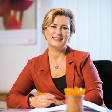 Anja - Referentin Veranstaltungsservice bei der DAK-Gesundheit