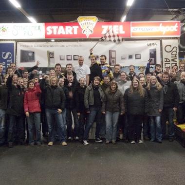 Auf der Überholspur: Go-Kart-Team-Event