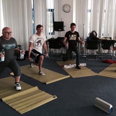 Power Workout Tabata 1
