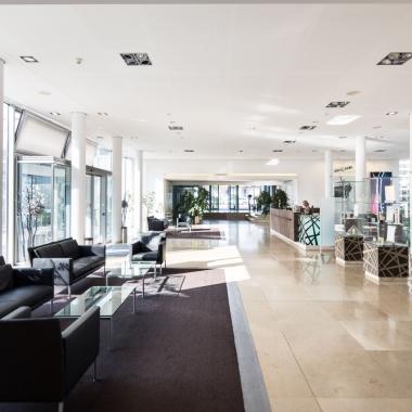 Foyer unseres Bürostandorts Hagen