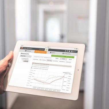 PC, Tablet, Smartphone: Messwerte jederzeit & überall abrufen!