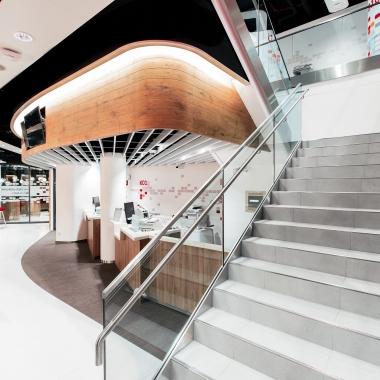 Innenansicht Filiale Hauptbahnhof