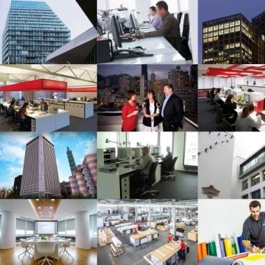 Uniplan people. 800 Kollegen, mit denen man gerne zusammenarbeitet.