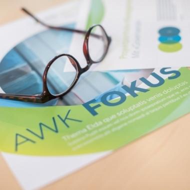 AWK FOKUS − unsere halbjährliche Fachpublikation