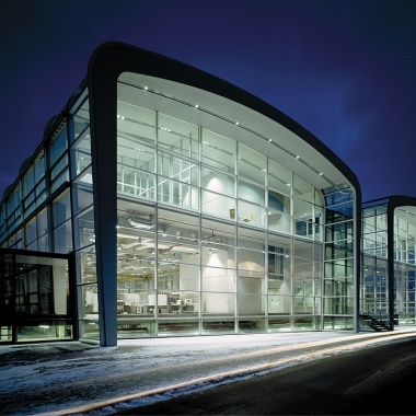 Produktions- und Verwaltungsgebäude Gira Kunststofftechnik