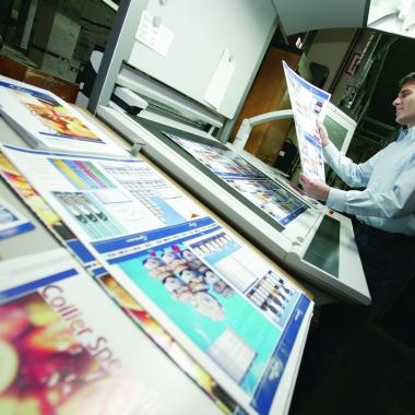 Konica Minolta ist führend im digitalen Produktionsdruck