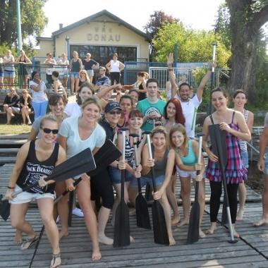 Reichlich Aktion bei unserem jährlichen Sommerevent!