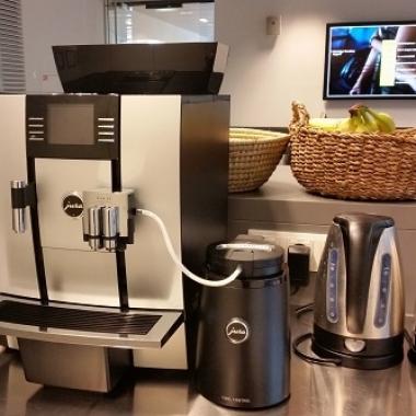 Ein guter Morgen startet mit dem richtigen Kaffee.