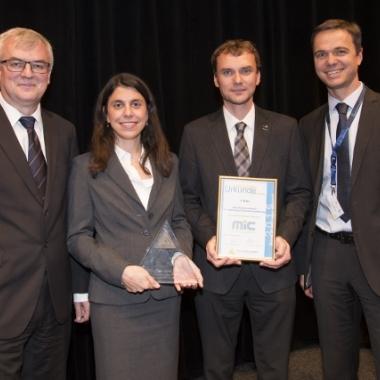 Best Business Award Europaregion Donau-Moldau 2015
