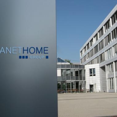 PlanetHome Zentrale in München/Unterföhring