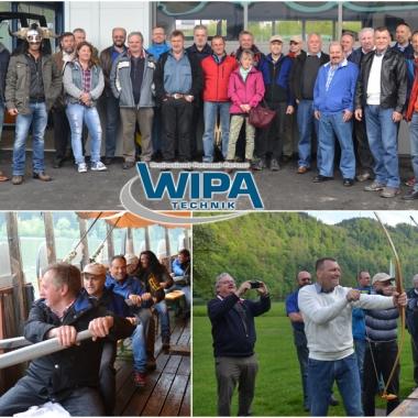 WIPA-Ausflug mit unseren 50+