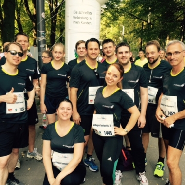 HRS Business Run 2015