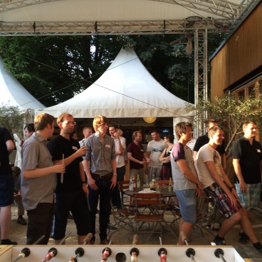 Sommerfest 2015 @ Playa in Cologne