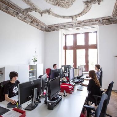 Kölner Altbaubüro